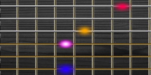真正的電吉他
