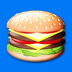Fast Food Calorie Counter 1.0.38 Icon