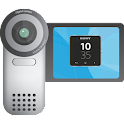 SONY CAM SMARTWATCH CONTROL icon
