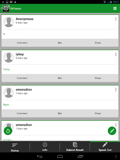 【免費新聞App】IWITNESS-APP點子
