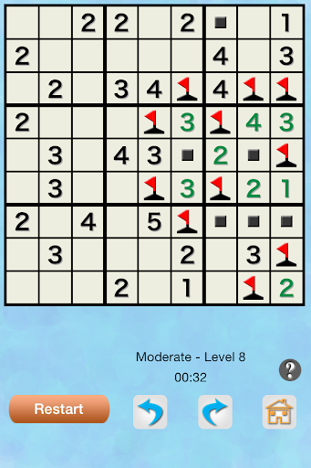【免費棋類遊戲App】Sudoku Mine : new Minesweeper-APP點子