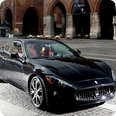 Maserati Cars Live Wallpaper