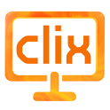 Optimus Clix MobileTV icon