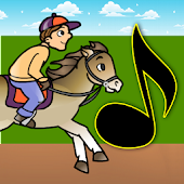 Flashnote Derby- music notes!
