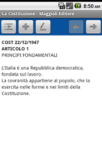 La Costituzione Italiana- screenshot thumbnail