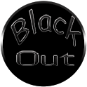 "CM10 JB Theme: ""BLACK OUT"" icon"