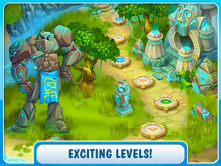 Atlantis Adventure: match - 3 1.18.0 screenshot 26780