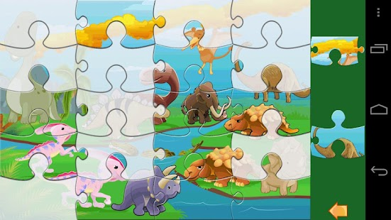 Kids Jigsaw Puzzle Lite- screenshot thumbnail