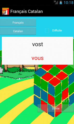 Learn French Catalan
