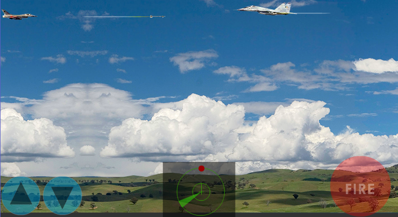 PAF - The Art of Interceptors- screenshot