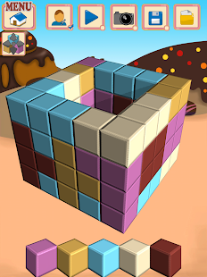 Sugar Cubes SMASH block puzzle- screenshot thumbnail