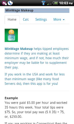 MinWage Makeup