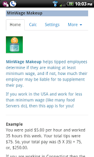 MinWage Makeup- screenshot thumbnail
