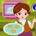 Baking Cookies Cooking Game icon