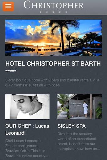 Hotel Christopher St Barth