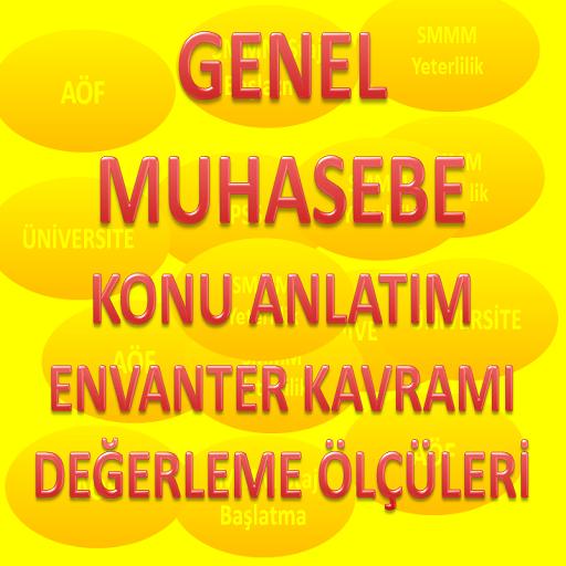 GENEL MUHASEBE GİRİŞ