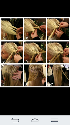 Easy braid hairstyles 22.0.0 screenshots 2