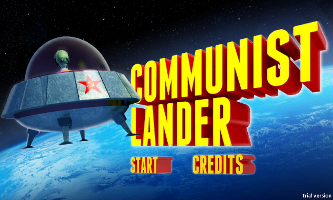 Communist Lander- screenshot