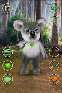 Talking Koala Bear - screenshot thumbnail