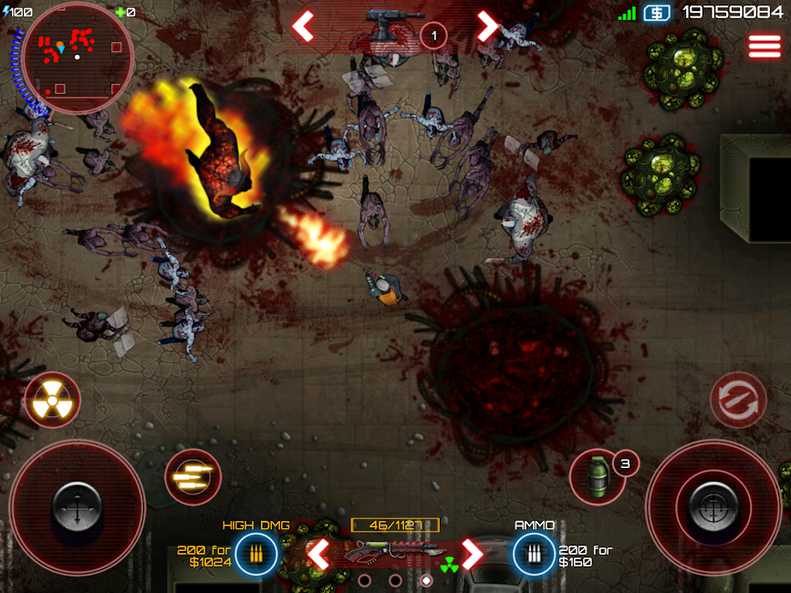 #9. SAS: Zombie Assault 4 (Android)