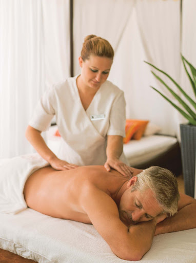 Spa_Villa_massage - Relax through the ultimate massage experience at one of Seabourn's private Spa Villas, at the hands of well-trained staff.