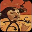 Gauguin Gallery & Puzzle logo