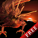 Sky Dragon Sunset Free icon