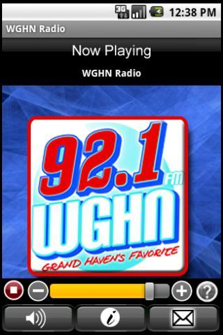 WGHN Radio- screenshot