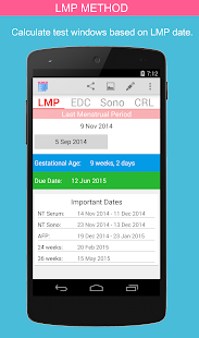 OB Calc Pro (Obstetrician)- screenshot thumbnail