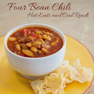Slow Cooker Four Bean Chili.