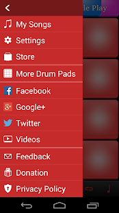 Rock Drum Pads - screenshot thumbnail