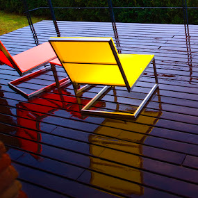 two chairs by Dolors Bas Vall - Artistic Objects Other Objects ( soyyo )
