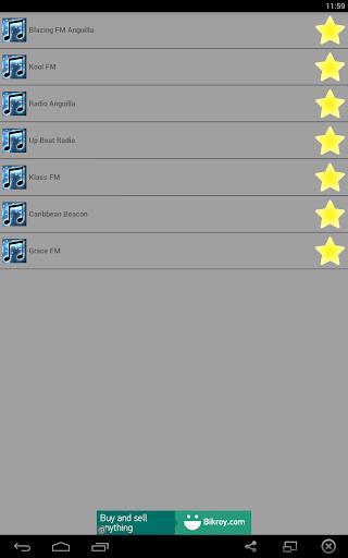 Anguilla Songs