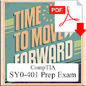 CompTIA SY0-401 Prep Exam icon