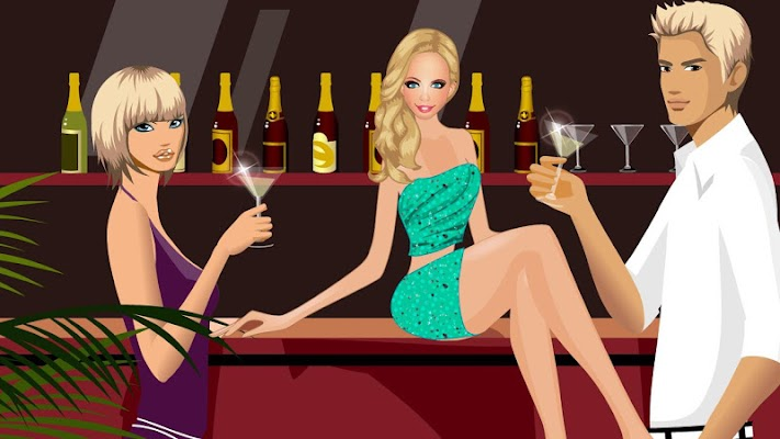 Night Club Dress Up - screenshot