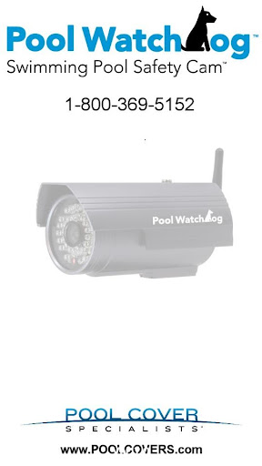 Pool WatchDog™ Safety Camera