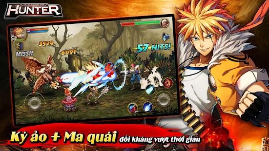 Hunter - Thợ Săn Không Gian- screenshot thumbnail
