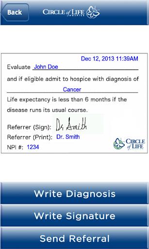 玩醫療App|Circle of Life Hospice免費|APP試玩