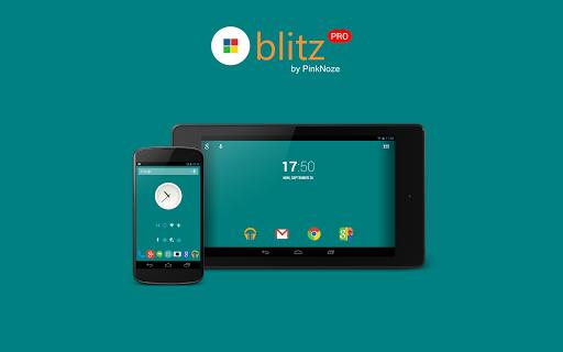 Blitz PRO - Icon Pack