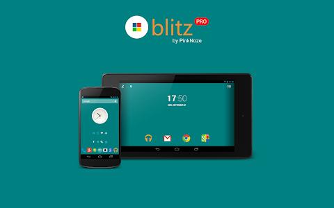 Blitz PRO - Icon Pack v3.3.0