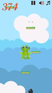 Happy Frog Jelly Jump