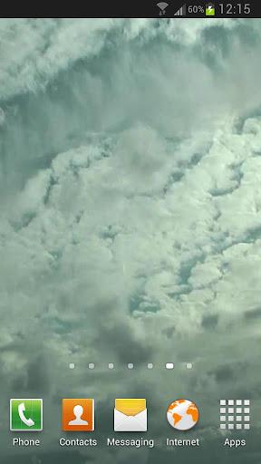 Clouds Live Wallpaper HD 2