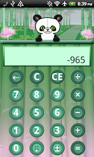 Teddy Bear Calculator PLUS
