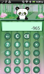 Teddy Bear Calculator PLUS