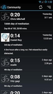 Meditation Assistant Free - screenshot thumbnail