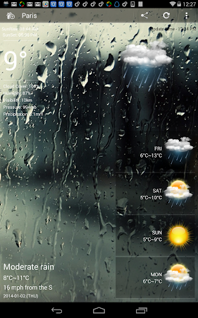 Weather Ultimate 1.6.3 screenshot 7034