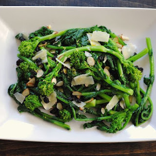 Broccolini-Almond Salad