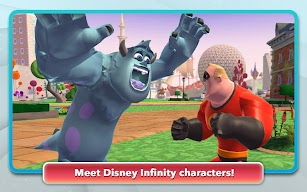 Disney Infinity: Action! screenshot for Android
