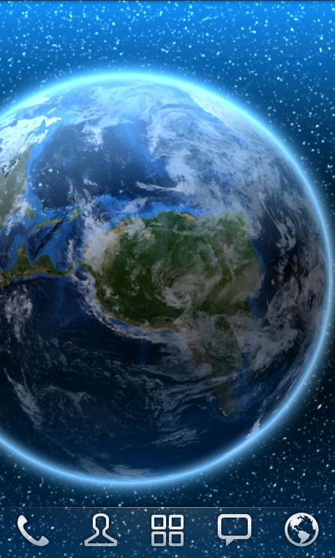 Super Earth Wallpaper Free - screenshot