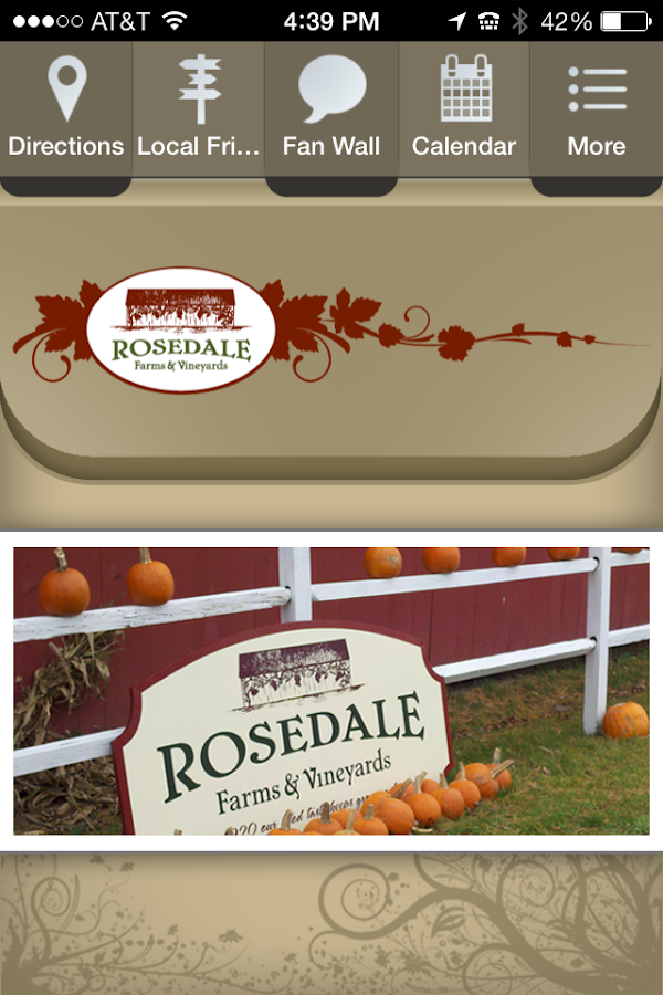 Rosedale Farms- screenshot